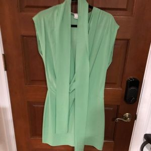 Gorgeous DVF dress - perfect for spring!